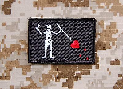 BLACKBEARD MORALE PATCH - Tactical Outfitters