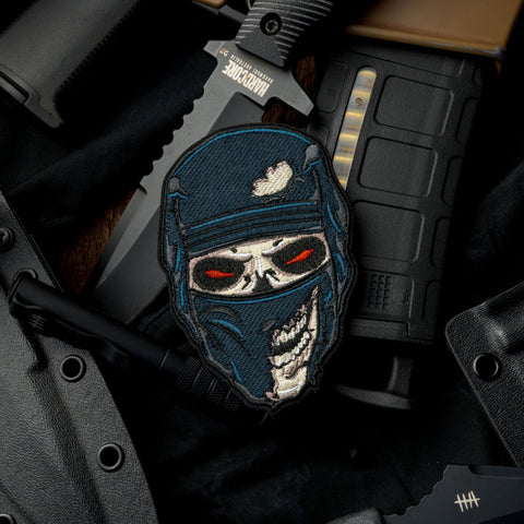 THE NINJA MORALE PATCH - Tactical Outfitters