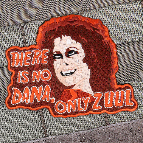 THERE IS NO DANA ONLY ZUUL MORALE PATCH - Tactical Outfitters