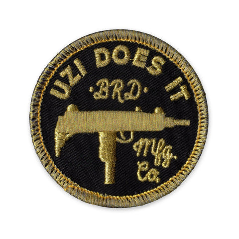 UZI DOES IT MORALE PATCH - Tactical Outfitters