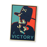 VICTORY PVC MORALE PATCH - Tactical Outfitters