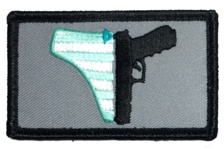 WGW LOGO MORALE PATCH - Tactical Outfitters