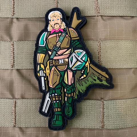 JOE MANDALORIAN MORALE PATCH