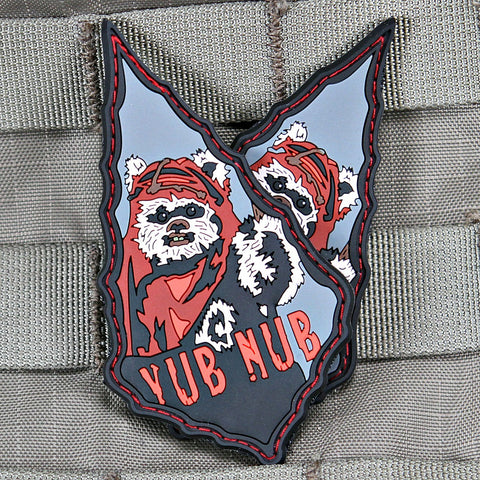 YUB NUB EWOK VLMS PATCH - Tactical Outfitters