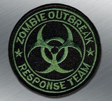 ZOMBIE OUTBREAK RESPONSE TEAM MORALE PATCH - Tactical Outfitters