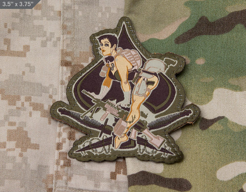 ACES HIGH MORALE PATCH - Tactical Outfitters