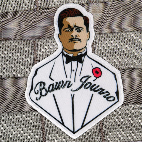 BAWN JOURNO MORALE PATCH - Tactical Outfitters