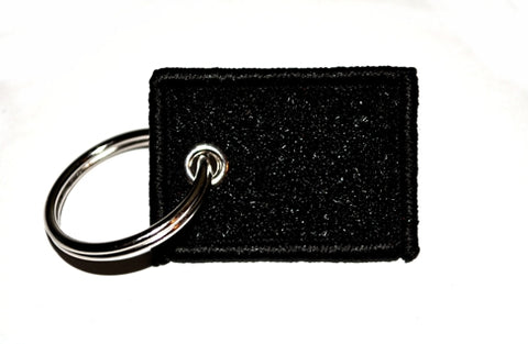 VELCRO KEY CHAIN KEY TAG - SHORT - Tactical Outfitters