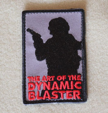 Art Of The Dynamic Blaster Morale Patch - Tactical Outfitters