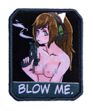 Blow Me Morale Patch - Tactical Outfitters