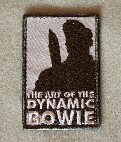 Art Of The Dynamic Bowie Morale Patch - Tactical Outfitters