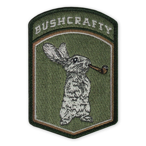 PDW Bushcrafty Rabbit Flash Morale Patch - Tactical Outfitters