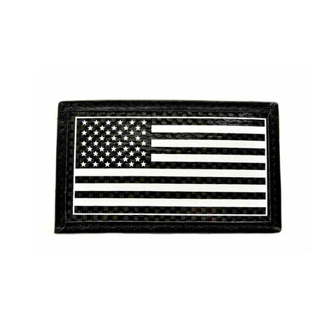US Flag - Carbon Fiber Morale Patch - Tactical Outfitters