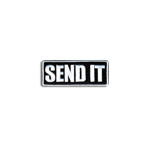 SEND IT MORALE PATCH - Tactical Outfitters