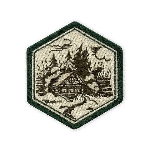 PDW Cabin Life V3 LTD ED Morale Patch - Tactical Outfitters