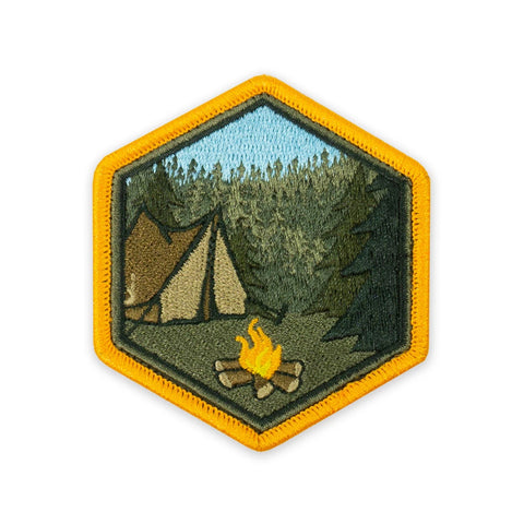 PDW Campsite 2019 Morale Patch - Tactical Outfitters