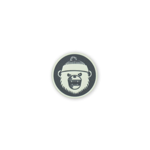 PDW DRB 2018 GITD PVC CAT EYE MORALE PATCH - Tactical Outfitters