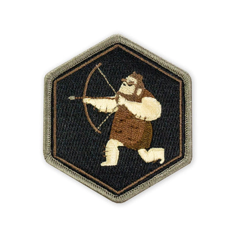 PDW Caveman Bushcraft: Advanced Tool Making LTD ED Morale Patch - Tactical Outfitters