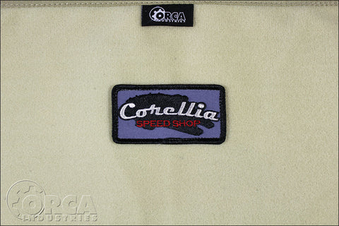 CORELLIA SPEED SHOP MORALE PATCH - Tactical Outfitters