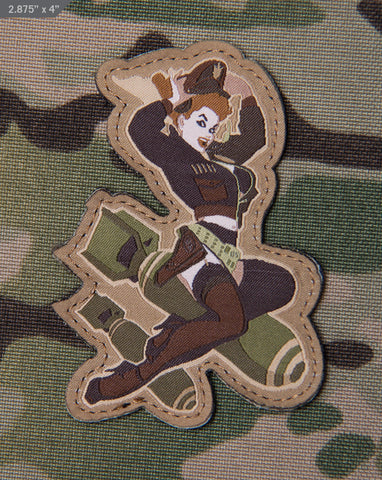 DEATH FROM ABOVE MORALE PATCH - Tactical Outfitters