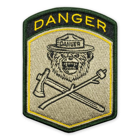 PDW DRB Classic Flash 2020 Morale Patch - Tactical Outfitters
