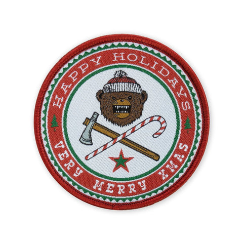 PDW DRB Holiday 2018 LTD ED Morale Patch - Tactical Outfitters
