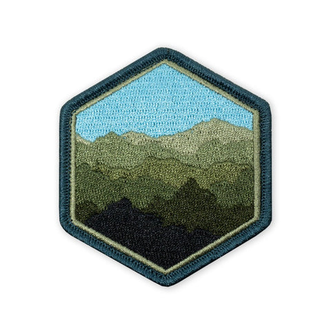 PDW Endless Mountains Morale Patch - Tactical Outfitters
