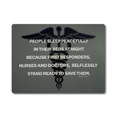 The Responder Sticker - Tactical Outfitters