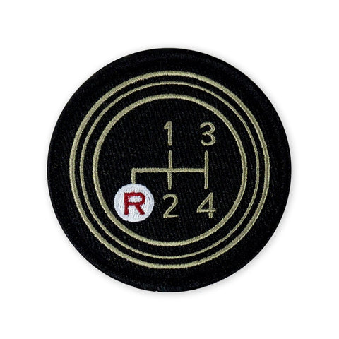 PDW LC 4 Speed Shift Knob LTD ED Morale Patch - Tactical Outfitters
