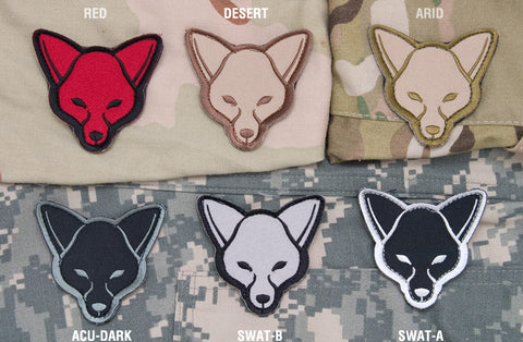 Fox Head Morale Patch - Tactical Outfitters