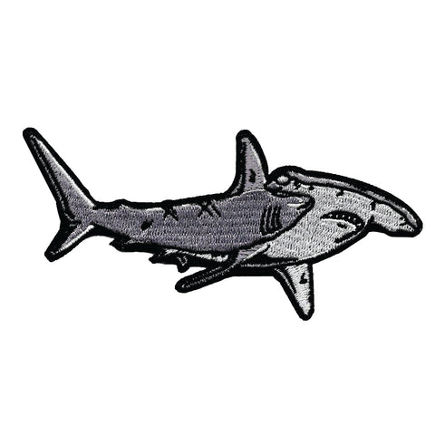 Adrift Venture Hammerhead Shark Morale Patch - Tactical Outfitters