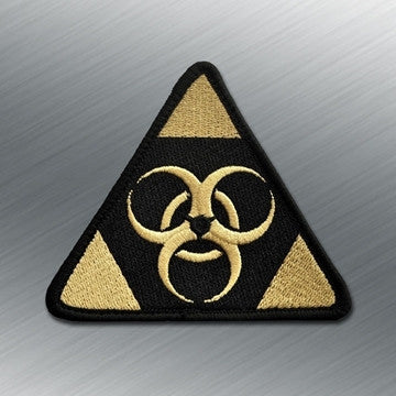 BIOHAZARD MORALE PATCH - Tactical Outfitters
