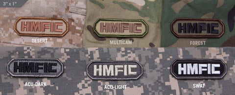 HMFIC MORALE PATCH - Tactical Outfitters