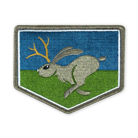 PDW High Speed Jackalope V1 LTD ED Morale Patch - Tactical Outfitters