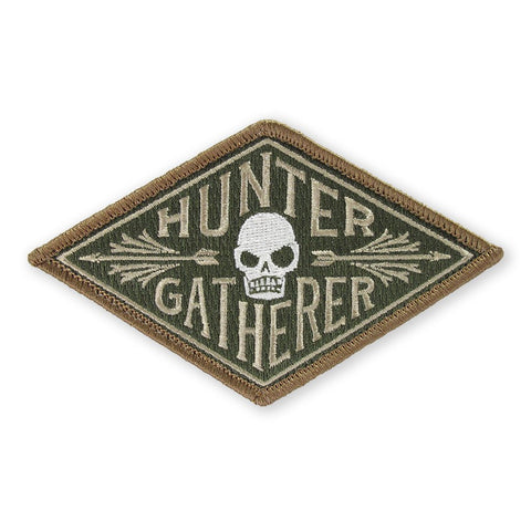 PDW Hunter Gatherer Type 2 Morale Patch - Tactical Outfitters