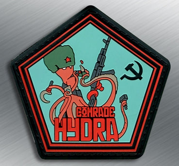 Hydra PVC Patch - Tactical Outfitters
