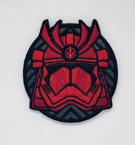 SAMURAI SITH TROOPER - MORALE PATCH - Tactical Outfitters