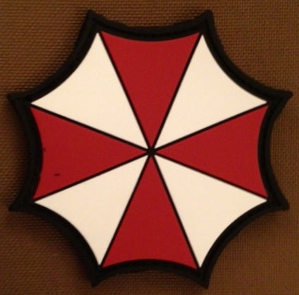 Umbrella Corporation PVC Patch - Tactical Outfitters