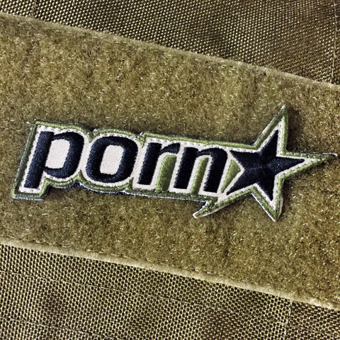 Porn Star Morale Patch - Tactical Outfitters