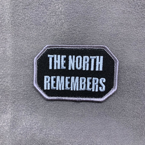 THE NORTH REMEMBERS MORALE PATCH - Tactical Outfitters