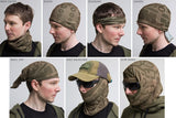 MSM Skull Mask Multi-Wrap - Tactical Outfitters