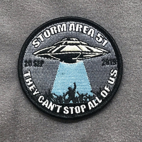 Storm Area 51 Morale Patch - Tactical Outfitters
