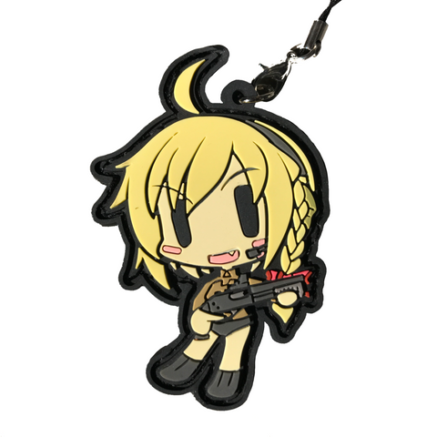 CHIBI REMI HYBRID PVC MORALE PATCH/STRAP - Tactical Outfitters