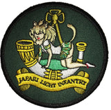 JAPARI LIGHT INFANTRY MORALE PATCH - Tactical Outfitters