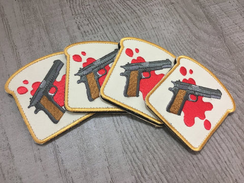 JAM ON TOAST MORALE PATCH - Tactical Outfitters