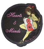 HEARTS AND MINDS MORALE PATCH - Tactical Outfitters