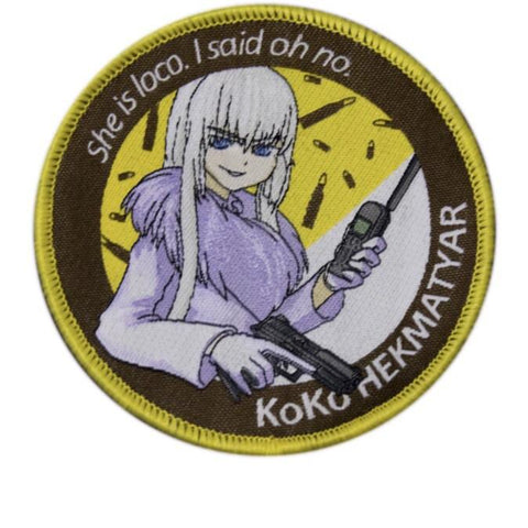 KOKO MORALE PATCH - Tactical Outfitters
