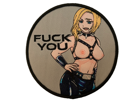 ERIKA DARKHOLME MORALE PATCH - Tactical Outfitters
