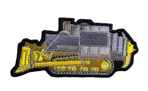 KILLDOZER MORALE PATCH OR PIN - Tactical Outfitters