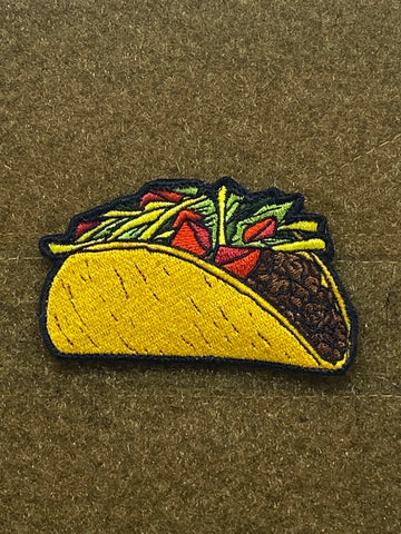 TACO MORALE PATCH - Tactical Outfitters
